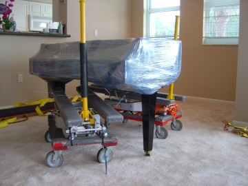 Small Moving Service like Furniture Piano or Refrigerator